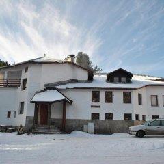 Отель Kris Hotel Болгария, Чепеларе - отзывы, цены и фото номеров - забронировать отель Kris Hotel онлайн вид на фасад