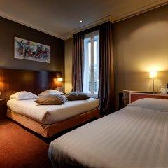 Отель Montfleuri Hotel Франция, Париж - 1 отзыв об отеле, цены и фото номеров - забронировать отель Montfleuri Hotel онлайн комната для гостей фото 3