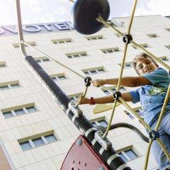Отель Novotel Bologna Fiera Италия, Болонья - отзывы, цены и фото номеров - забронировать отель Novotel Bologna Fiera онлайн фитнесс-зал фото 3