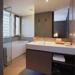 Balcony Courtyard Si Racha Hotel & Serviced Apartments ванная
