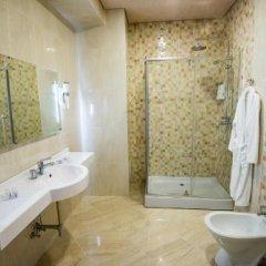 Гостиница Park Hotel в Черкесске 1 отзыв об отеле, цены и фото номеров - забронировать гостиницу Park Hotel онлайн Черкесск ванная