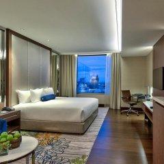 Отель Radisson Blu Plaza Bangkok Бангкок комната для гостей фото 4