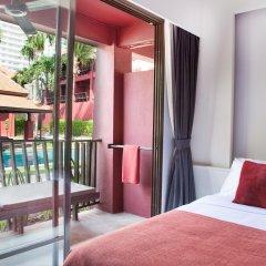 Отель Escape Hua Hin балкон