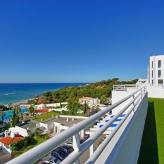 Отель Grand Muthu Oura View Beach Club Албуфейра пляж