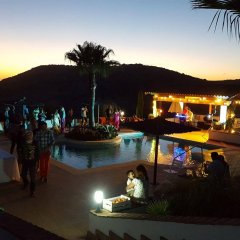 Отель Sindhura Испания, Вехер-де-ла-Фронтера - отзывы, цены и фото номеров - забронировать отель Sindhura онлайн бассейн фото 3
