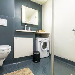 Апартаменты Forenom Apartments Espoo Lintuvaara ванная
