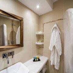 Отель Daedalus Греция, Остров Санторини - отзывы, цены и фото номеров - забронировать отель Daedalus онлайн ванная фото 2
