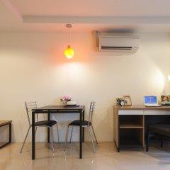 Отель Viva Residence Таиланд, Бангкок - отзывы, цены и фото номеров - забронировать отель Viva Residence онлайн в номере фото 2