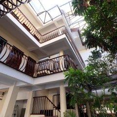Kiwi Hotel балкон