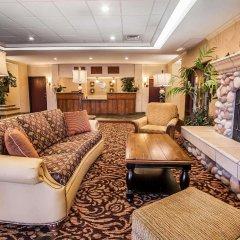 Отель Comfort Inn And Suites McMinnville интерьер отеля фото 2