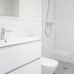 Отель Apartamento Familiar en Extramurs Испания, Валенсия - отзывы, цены и фото номеров - забронировать отель Apartamento Familiar en Extramurs онлайн ванная