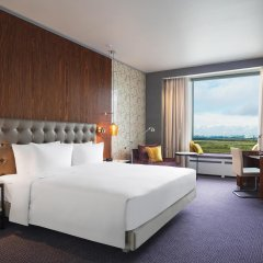 Hilton Saint Petersburg Expoforum Hotel комната для гостей фото 10