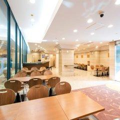 Отель Villa Fontaine Nihombashi Hakozaki Токио питание фото 2