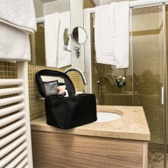 Отель Residence Karolina Прага ванная