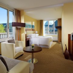 Sheraton Zürich Neues Schloss Hotel комната для гостей фото 3