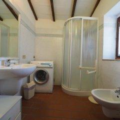 Отель Antica Posta Италия, Сан-Джиминьяно - отзывы, цены и фото номеров - забронировать отель Antica Posta онлайн ванная