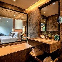 Отель Kenilworth Beach Resort & Spa Индия, Гоа - 1 отзыв об отеле, цены и фото номеров - забронировать отель Kenilworth Beach Resort & Spa онлайн ванная фото 2