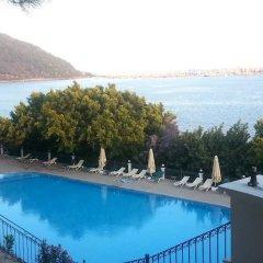 Отель Club Nimara Beach Resort Otel - All Inclusive Мармарис бассейн фото 2