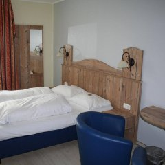 Отель Landhotel Groß Schneer Hof комната для гостей