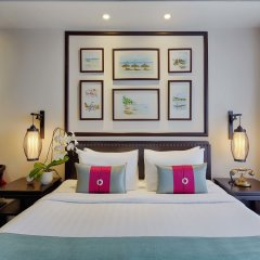 Little Beach Hoi An. A Boutique Hotel & Spa комната для гостей фото 3