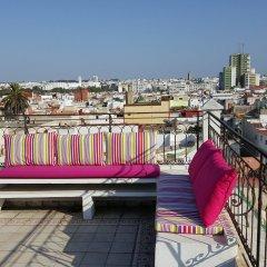 Отель Dar Mayssane Марокко, Рабат - отзывы, цены и фото номеров - забронировать отель Dar Mayssane онлайн балкон