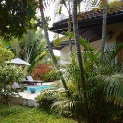 Отель Chalisa Villas бассейн фото 3