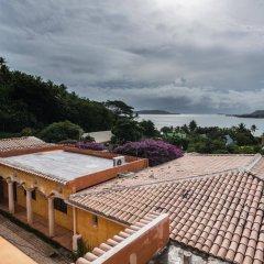 Отель Villa Rea Hanaa балкон