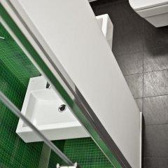 Отель Quotel Apartament Польша, Познань - отзывы, цены и фото номеров - забронировать отель Quotel Apartament онлайн ванная фото 2