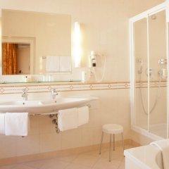 Отель Kaiserin Elisabeth Вена ванная
