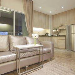 Отель V Residence Bangkok Бангкок комната для гостей фото 5