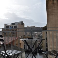 Отель Venia Luxury Suite Афины балкон
