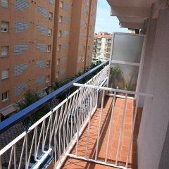 Отель Apartamentos AR Isern Испания, Бланес - отзывы, цены и фото номеров - забронировать отель Apartamentos AR Isern онлайн балкон