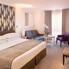 Отель Garden Elysee Париж комната для гостей