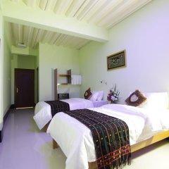 Отель Deluxe Hotel Мьянма, Хехо - отзывы, цены и фото номеров - забронировать отель Deluxe Hotel онлайн комната для гостей фото 3