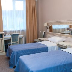 Гостиница Троя Вест 3* Стандартный номер с 2 отдельными кроватями фото 7