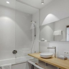 Отель Bourgoensch Hof Бельгия, Брюгге - 3 отзыва об отеле, цены и фото номеров - забронировать отель Bourgoensch Hof онлайн ванная