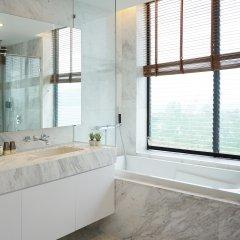 Отель Acqua Villa Nha Trang Вьетнам, Нячанг - отзывы, цены и фото номеров - забронировать отель Acqua Villa Nha Trang онлайн ванная