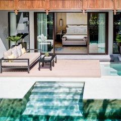 Отель Intercontinental Phuket Resort Таиланд, Камала Бич - отзывы, цены и фото номеров - забронировать отель Intercontinental Phuket Resort онлайн балкон