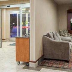 Отель Travelodge by Wyndham Sylmar CA США, Лос-Анджелес - отзывы, цены и фото номеров - забронировать отель Travelodge by Wyndham Sylmar CA онлайн интерьер отеля фото 2