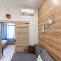 Апартаменты More Apartments na Avtomobilnom 58A (2) Красная Поляна комната для гостей