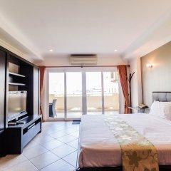 Отель View Talay Residence 6 by PSR Паттайя комната для гостей фото 3