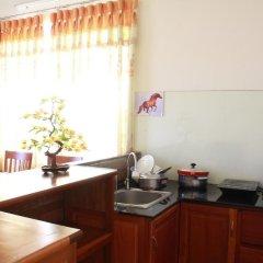 Отель Co Lien Homestay Dalat Далат удобства в номере фото 2