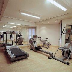 Отель Abando фитнесс-зал фото 4