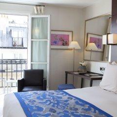 Отель Hôtel Le Sénat комната для гостей фото 3