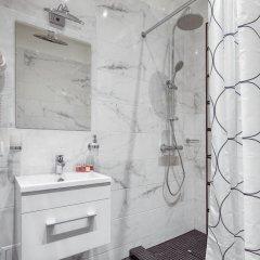 Отель Новая История Санкт-Петербург ванная фото 2