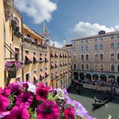 Отель Albergo Cavalletto & Doge Orseolo балкон