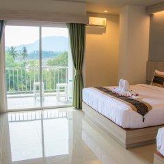 Отель Carpio Hotel Phuket Таиланд, Пхукет - отзывы, цены и фото номеров - забронировать отель Carpio Hotel Phuket онлайн комната для гостей фото 3