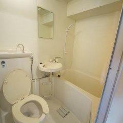 Апартаменты Hakata Apartment Хаката ванная