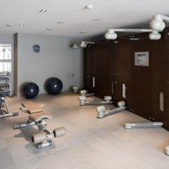 Отель Morosani Schweizerhof Швейцария, Давос - отзывы, цены и фото номеров - забронировать отель Morosani Schweizerhof онлайн фитнесс-зал фото 2