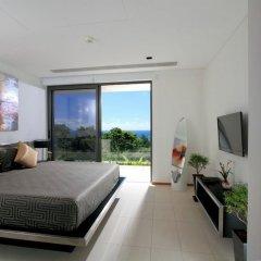 Отель The Heights Penthouse Seaview 3 Bedroom A2 пляж Ката комната для гостей фото 3